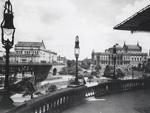 Viaduto do chá e teatro municipal de 1920