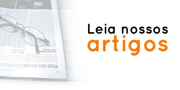 Leia nosso artigos!